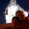 Mi sobri mayor y yo en Neuquén