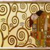El abrazo- Klimt